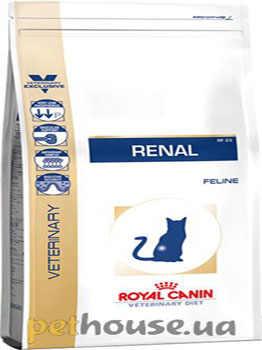 Royal Canin Renal Feline Chicken Pouches