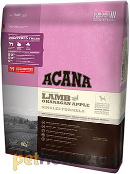 Acana Lamb & Okanagan Apple 27/15
